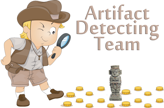 Artifact Detecting Team